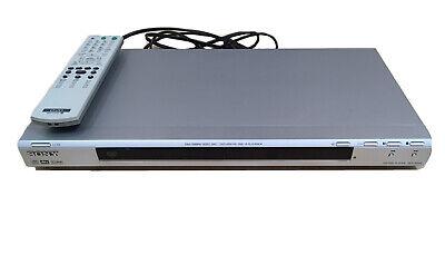 SONY DVP-NS 30 CD/DVD Player + RMT D175P Fernbedienung Silber Slim TOP Gerät online kaufen