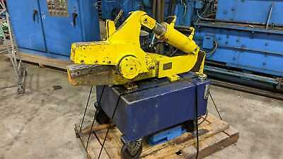 12 Used Hydraulic Alligator Shear