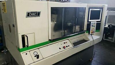 Hardinge 16c Chnc With Centroid Cnc Control