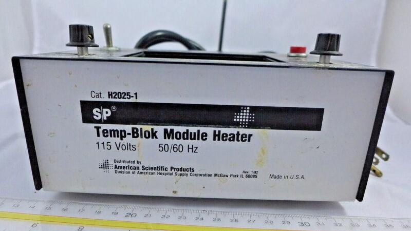 SP Temp-Blok Module Heater Dry heat incubator for 1 block #H2025-1