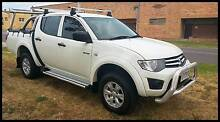 2010 Mitsi Triton Ute, looong reg, $17,999 or from $84 week TAP Braybrook Maribyrnong Area Preview