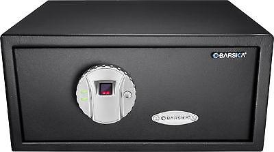 Barska Biometric Fingerprint Safe Lock Security Home Jewelry Gun Ax11224