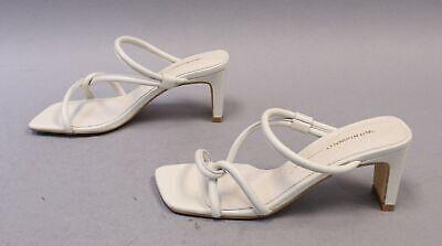 Intentionally Blank Women's Willow Sandals EW9 Cream Size 8