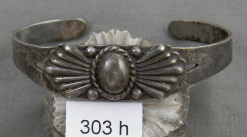 Early and Scarce Navajo Tourist Bracelet by SILVER ARROW!