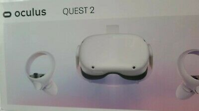 New UK Based Oculus Quest 2 256GB All-in-One VR virtual reality Headset Fast 🚚