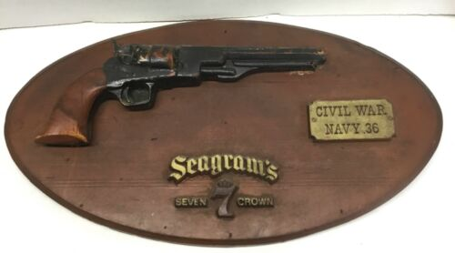 Vintage Seagram