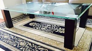 Elegant and robust coffee table North Sydney North Sydney Area Preview