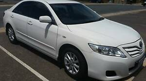 2010 Toyota Camry Sedan Curtin Woden Valley Preview
