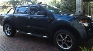 FORD RANGER XL DUAL CAB 4X4  3.5L DIESEL MANUAL Biggera Waters Gold Coast City Preview
