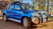 Toyota Hilux SR5 Nullagine East Pilbara Area Preview