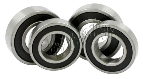 Set of 4 Yamaha Blaster Bearing Front Wheel Bearings