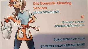 Di's Cleaning Services Cronulla Sutherland Area Preview