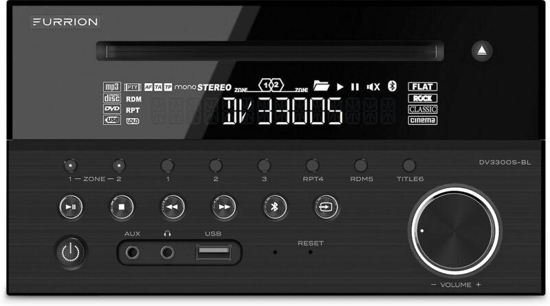 Furrion DV3300S-BL RV DVD Receiver