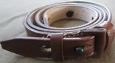 WWII GERMAN HEER ARMY WAFFEN LUTWAFFE MP44 STG 44 LEATHER CARRY SLING
