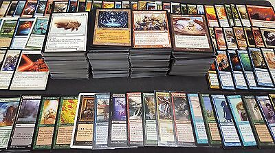 1000 Magic the Gathering Card Lot w// Rares and Foils Instant Collection MTG 1K