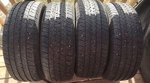 Set of 4 Michelin harmony all season tires  p205/65r15