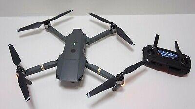 DJI Mavic Pro Drone with 4K Camera Model M1P Gray