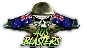 AusBlasters Australia Regency Downs toy blasters gelsoft