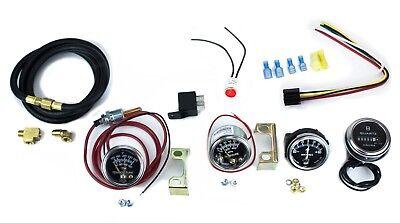Sa-200 4-gauge Kit Wlight For Electronic Ignition Bw1922-k-l