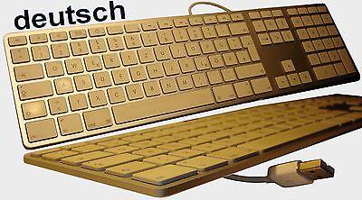 original Apple USB Aluminium Tastatur MAC PRO IMAC MAC MINI G4 G5 A1243 deutsch Mac Mini 4g