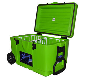 Evakool Xtreme 50 Litre Wheelie Icebox Esky Cooler Ice Box Chest 50L