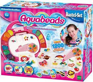 aquabeads-79328-kunstlerkoffer-NUEVO-EMBALAJE