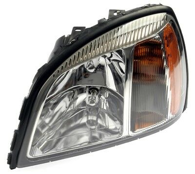 Headlight Assembly Left Dorman 1591404 fits 00-03 Cadillac DeVille