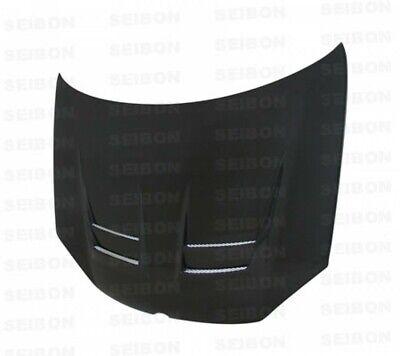 06-09 Volkswagen Golf DV-Style Seibon Carbon Fiber Body Kit- Hood HD0607VWGTI-DV