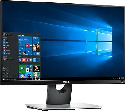"شاشة ليد جديد New Dell 23"" Widescreen Backlight 6ms Response Time LED IPS Monitor S2316M Black"