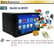 """2 Din 7"""" Andriod 4.4 Quad Core 1.6Ghz GPS WiFi BT Car Stereo Doncaster Manningham Area Preview"""