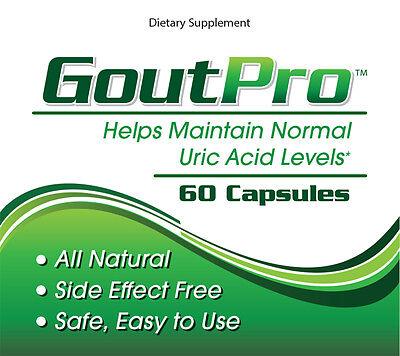 Goutpro   Gout Pain Relief   Gout Treatment Remedy   Uric Acid Support   Cleanse
