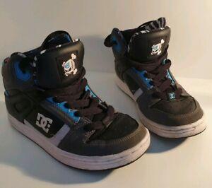 95110d383b12e5 Ken block 43 dc shoes Hi Top Trainer's FREE Tracked post