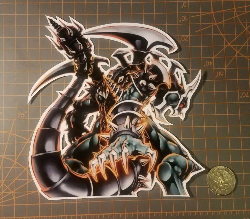 Yugioh Dark Armed Dragon Sticker