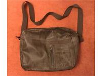 FIRETRAP oil print, men's satchel. RRP £60. Never used.