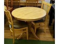 **NEW EX-DISPLAY** Kentucky table + 2 chairs