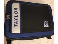 BOWLS BAG/CASE - 'TAYLORS' - Excellent condition!