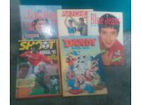 Old school annuals