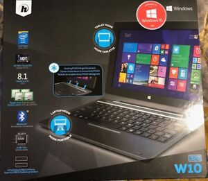 Hipstreet windows tablet with keyboard 4 sale (Derry/McLaughlin)