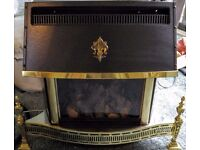 Valor Homeflame super gas fire & Marble hearth