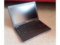 Dell 12.5 i5 8gb 120ssd MsOffice Windows 10 Laptop cu