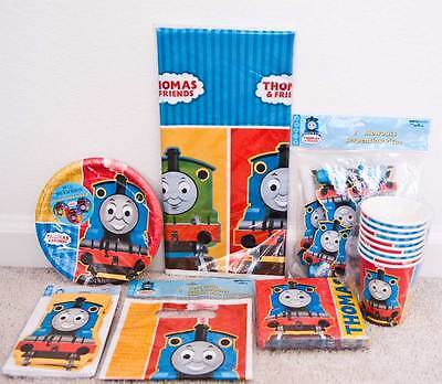 Thomas The Train Party Favor Supply