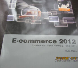 E-Commerce Business Technology