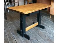 Mini Refectory Table