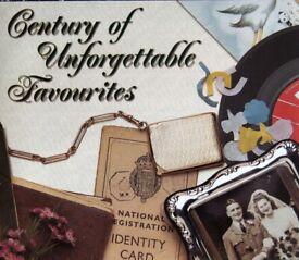 Reader's Digest - Century of Unforgettable Favourites [6 CD Compilation]