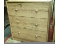 Pair of matching chest of draws with possible delivery