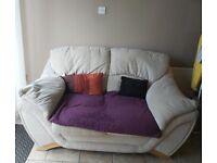 2 seater sofa . £50 ono