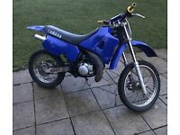 Yamaha DT 125, ideal field / green laner *includes spares*