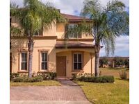 Beautiful Townhouse Holiday Home In Orlando With Lazy River & Water Slide - 15 Mins Drive To Disney