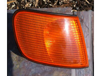 Audi 100 (A6 shape), 1994 front indicator light cover. made by Hella