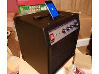 Seal Retro Design Speaker Amplifier